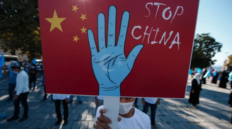 ITV News Uyghur Tribunal