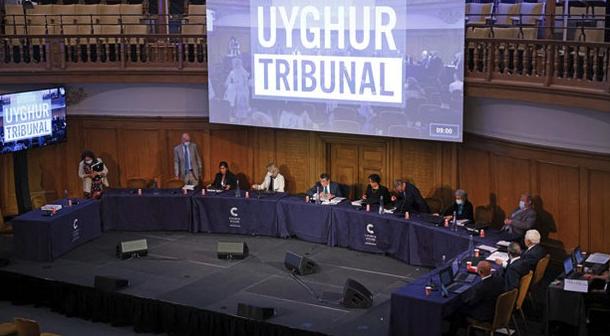 Free Radio Asia Uyghur Tribunal