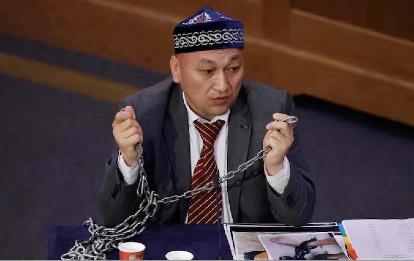 Telegraph Uyghur Tribunal